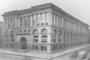 Chicago Central Library, 1897