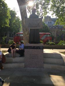 Millicent Garrett Fawcett Monument