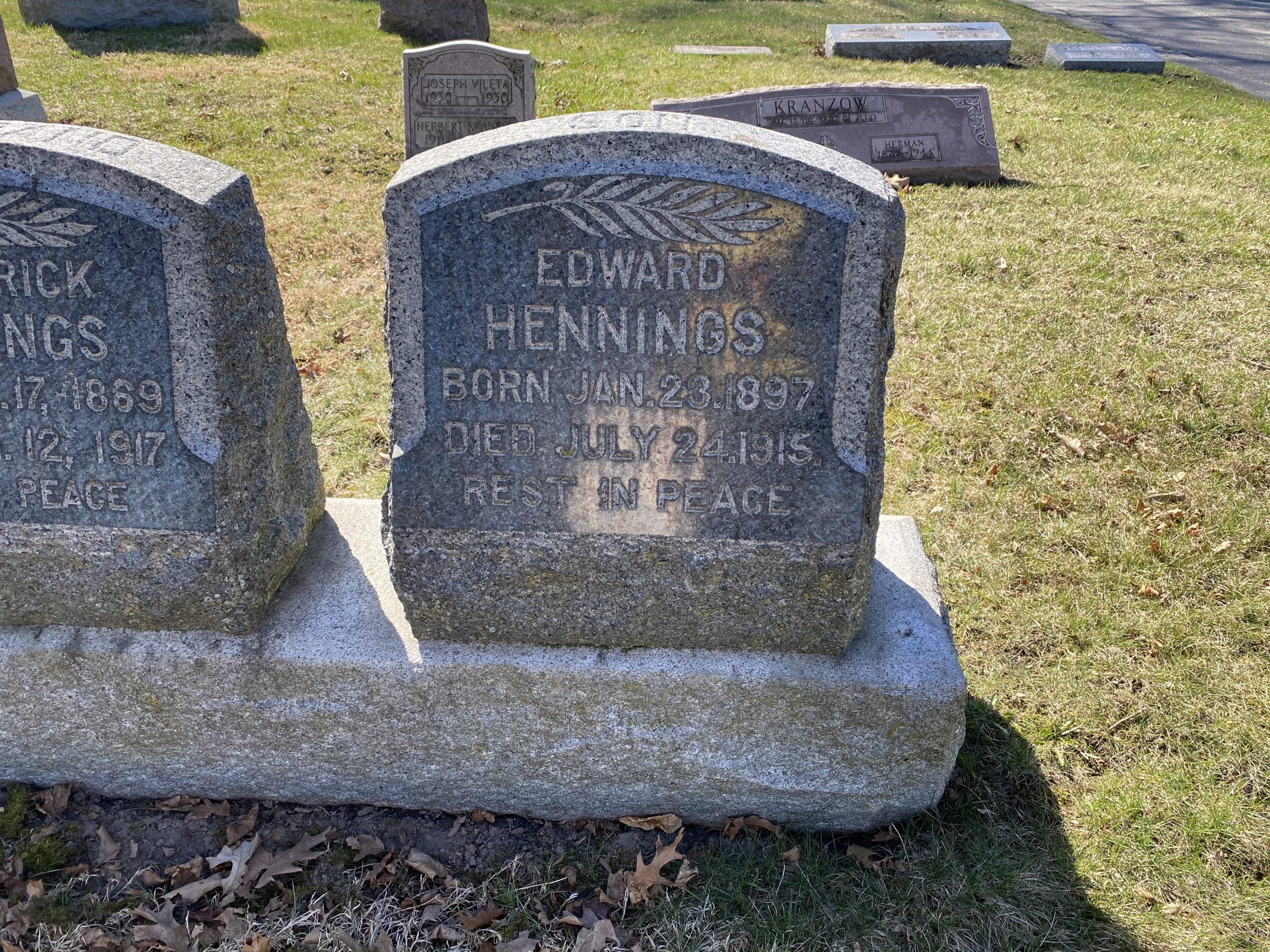 Edward Hennings