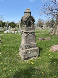 Soeldner Family Headstone